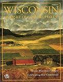 Wisconsin Magazine of History, Summer 2017