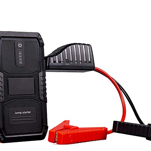 Buy Discount DelongKe Car Ignition Starts On-Board Power Supply, 12000Mah Large Capacity Power Suppl...