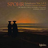 Symphonies 1 & 2 Concerto Overture