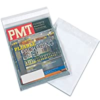 Box Partners CV1013 10 in. x 13 in. Clear View Poly Envelopes