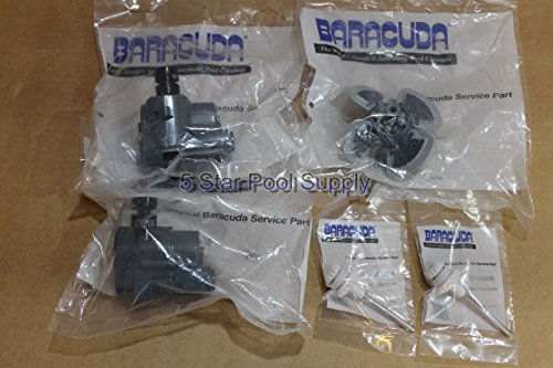 ZODIAC BARACUDA MX8 Overhaul / Tune Up Kit OEM Pool Cleaner Parts NEW ..#G4E435T1 34452-3T17029