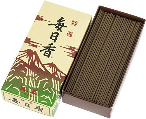 mainichi japanische Besondere Räucherstäbchen KOH Duft: braun 170 g Klein
