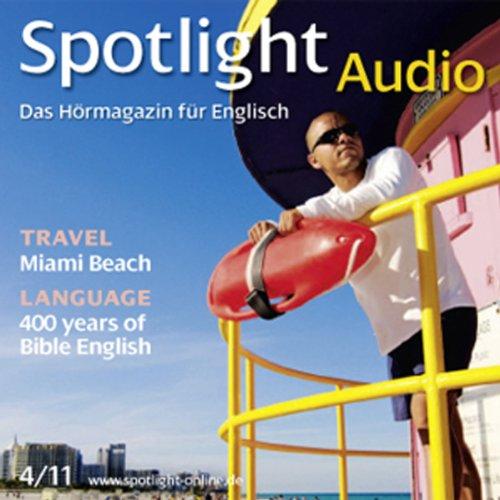 Spotlight Audio - Miami. 4/2011 Titelbild