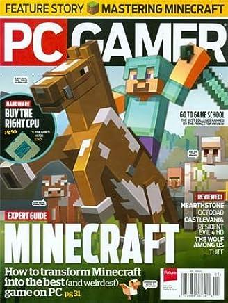 minecraft free download demo pc gamer