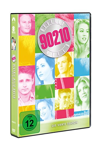 BEVERLY HILLS 90210 S4 MB - MO [DVD] [1993]