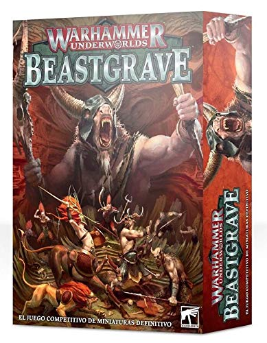 Games Workshop Warhammer Underworlds: Beastgrave (Castellano)
