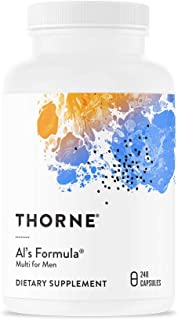 Thorne Research - Al's Formula - Basic Nutrients for Men over 40 - 240 Capsules