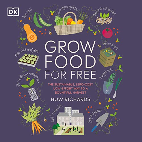 Grow Food for Free cover art