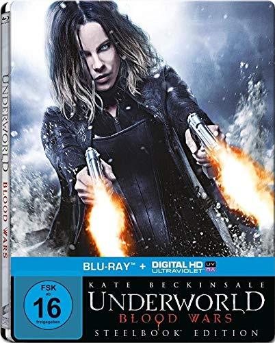Underworld Blood Wars, Blu-ray, Steelbook mit Poster, Saturn exklusiv, RAR, OOP, Uncut, Regionfree
