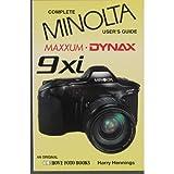 MINOLTA DYNAX/MAXXUM 9XI (Hove User's Guide)