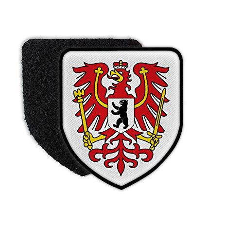 Copytec 26686 - Parche Escudo Ciudad Alemana Berlín