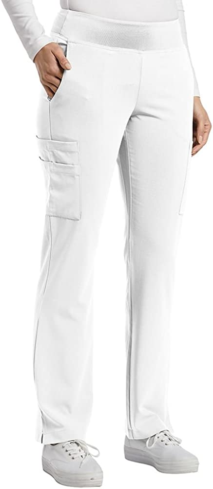 Marvella by White Cross Women's Elastic Yoga Me Waist Scrub Limited time for free shipping Rapid rise Pant