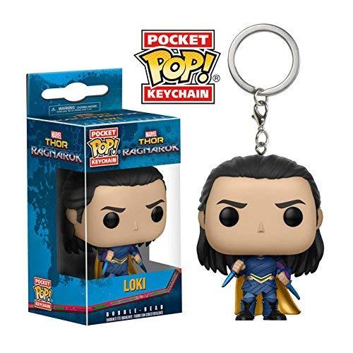 Pocket POP! Keychain: Marvel: Thor Ragnarok: Loki