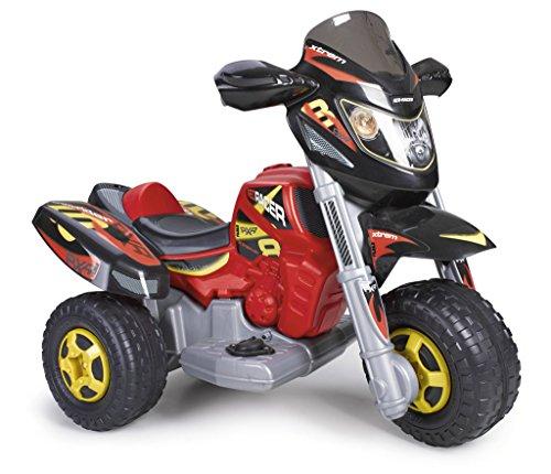 FEBER - Trimoto Red Racer 6 V Triciclo (Famosa 800008540)