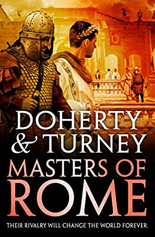 book cover of Masters of Rome