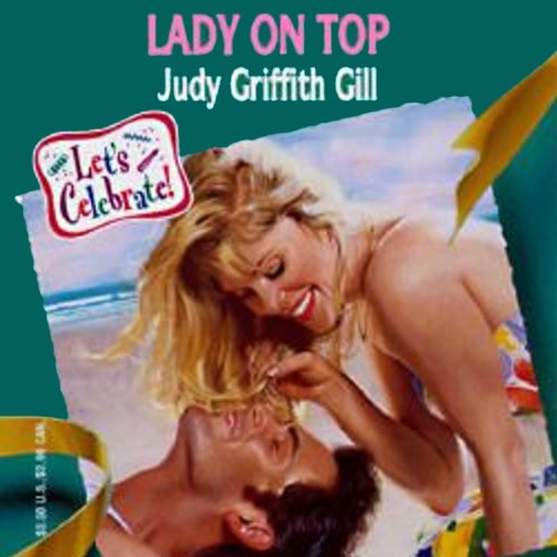 Lady on Top audiobook cover art
