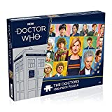 Winning Moves WM01315-ML1-6 Doctor Who Puzzle  100