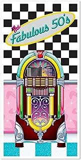 FABULOUS Fifties 50's DOOR Cover 30