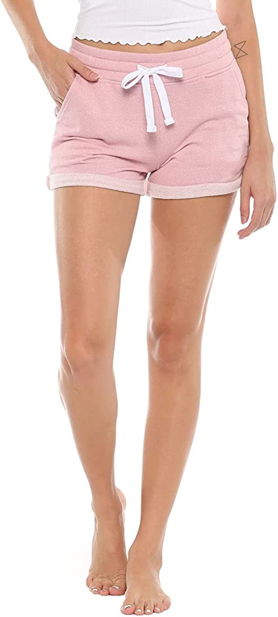 Urban Look Womens Portland Mall French Max 61% OFF Terry Casual Sweat and S Lounge Workout