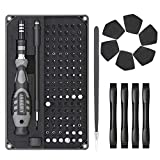 Jakemy 116 in 1 Precision Screwdriver Set, with 96 Bits Professional Magnetic Repair