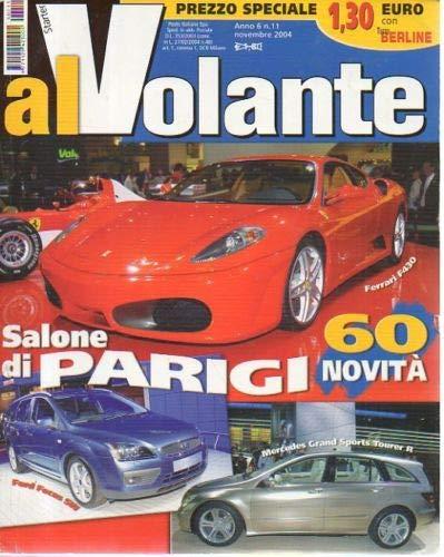 Al Volante 11 Novembre 2004 Audi A3 Sportback 3.2 V6 Ambition quattro DSG