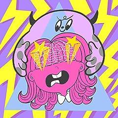 さめざめ「洗脳B」の歌詞を収録したCDジャケット画像