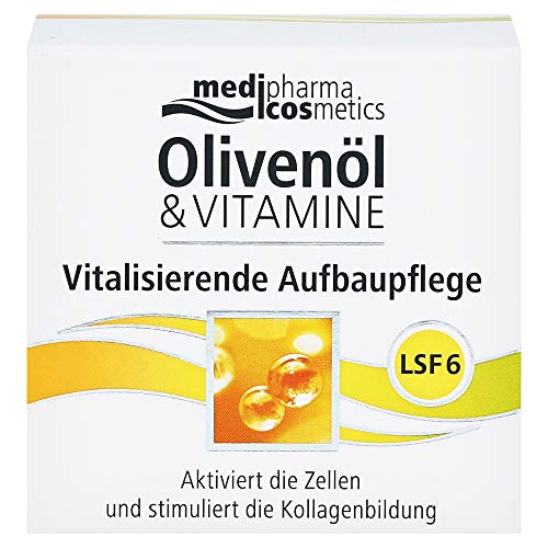 Aceite de Oliva & vitaminas vitalizantes montaje pfl. M. LSF 50Mililitro