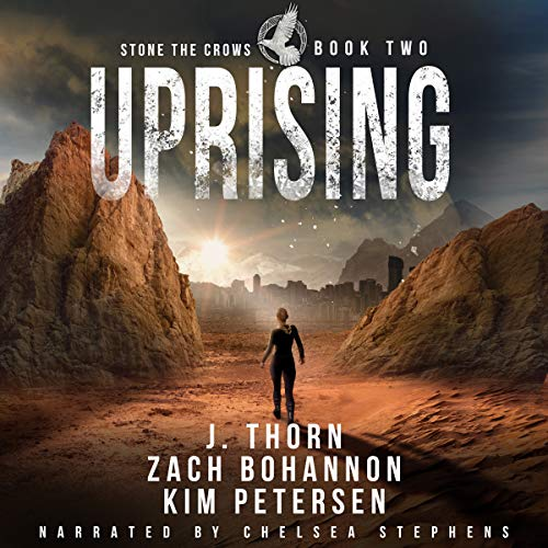 Uprising audiobook cover art