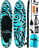 Paddle Board Inflatable Paddle Boards for Adults Inflatable Sup Inflatable Stand Up Paddle Board Inflatable Paddle Board Stand-Up Paddleboards 10 Ft