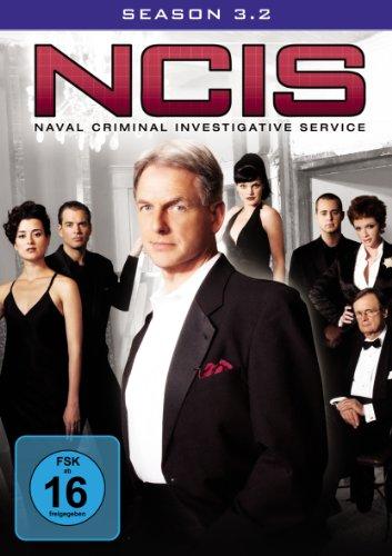 Navy CIS - Season 3, Vol. 2 (4 DVDs)