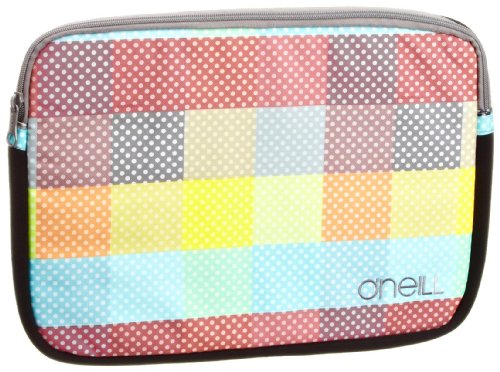 O'Neill Laptop Sleeve 15-Inch Women's Travel Accessory Pink AOP One Size