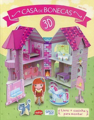 Casa de bonecas 3D