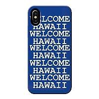 AQUOS sense4 plus SH-M16 ケース HAWAII 旅行 海 ハイビスカス 薄型 スマホ ハードケース ハワイ C アクオス C010602_03