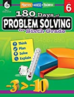 180 Days of Problem Solving for Sixth Grade (Practice-Assess-Diagnose: 180 Days of Practice, Level 6)