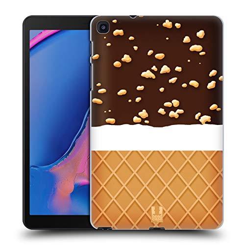 Head Case Designs Muttern Und Wafer Eiscreme-Riegel Harte Rueckseiten Huelle kompatibel mit Galaxy Tab A 8.0 & S Pen 2019