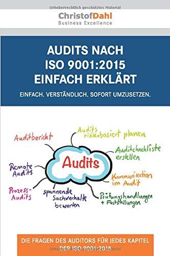 Audits nach ISO 9001:2015 einfach erklärt: Die Fragen des Auditors für jedes Kapitel der ISO 9001:2015
