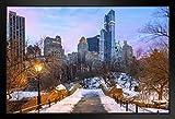 Gießerei Poster Manhattan New York City Skyline von