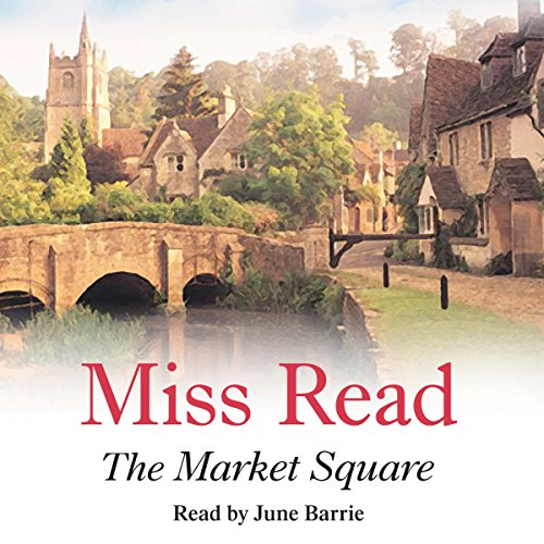 The Market Square audiobook cover art