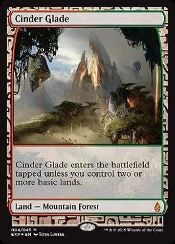 de moda Magic Magic Magic  the Gathering - Cinder Glade - Expedition Lands - Foil by Magic  the Gathering  Ahorre 35% - 70% de descuento