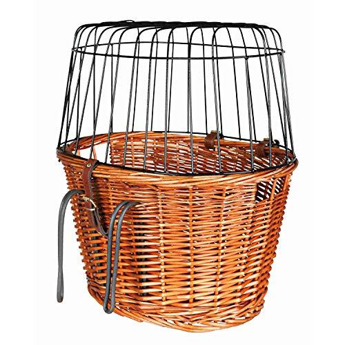 Trixie 01407884 Cesto per Bicicletta - Accessori Cane Cuscineria, Taglia Unica, Multicolore