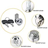 Immagine 1 serratura a cilindro fogawa armadietto