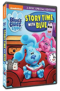 Blue s Clues & You! Story Time with Blue - 2-Disc Special Edition