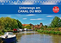 Unterwegs am Canal du Midi (Tischkalender 2022 DIN A5 quer): Gewoehnliches und aussergewoehnliches am Canal du Midi (Geburtstagskalender, 14 Seiten )
