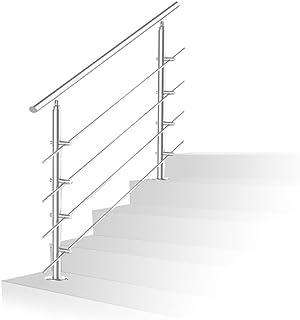 pour balcon Mctech/® Garde-corps escaliers ou parapet pour int/érieur et ext/érieur