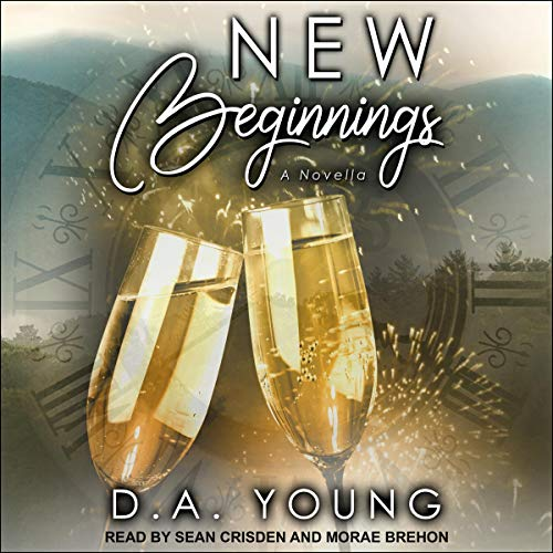 New Beginnings Audiobook By D. A. Young cover art