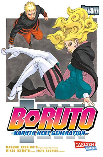 Boruto - Naruto the next Generation 8: Naruto - the next generation (8)