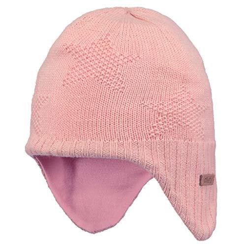 Barts Baby-Mädchen Goldie Earflap Sonnenhut, Pink (Rosa 0008), One Size (Herstellergröße: 47)