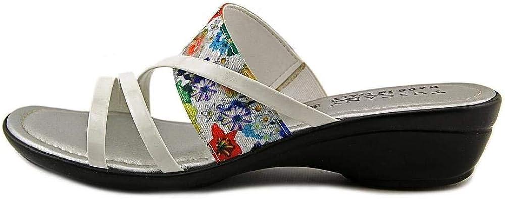 Easy Street Women's Atessa Wedge Slide Sandal