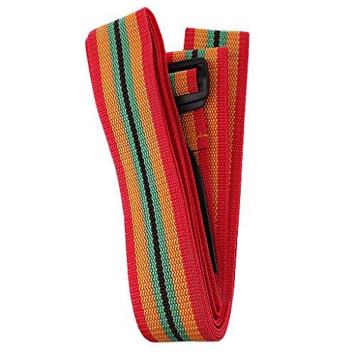 Sharplace Tricolor Langlebige Schulter Riemen Tragegurt für Djembe