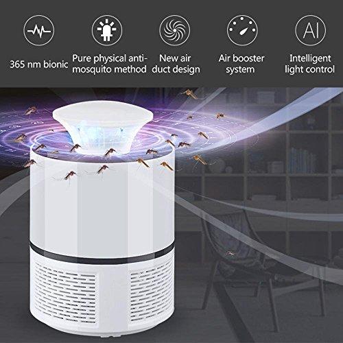 Repelente anti-mosquitos eléctrico Enkeeo